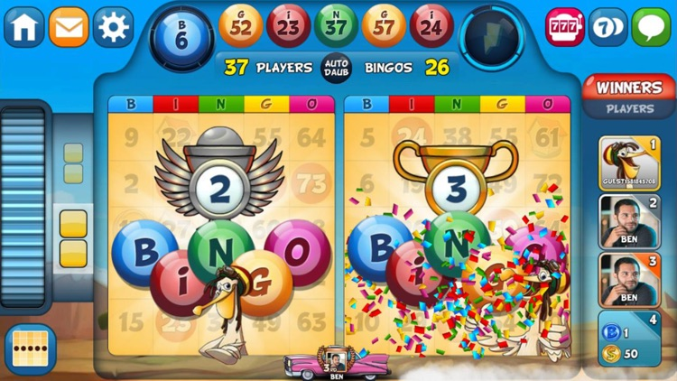 Bingo Drive: Play & Win Online screenshot-7