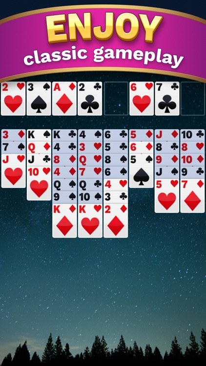 Freecell Solitaire Cube screenshot-2
