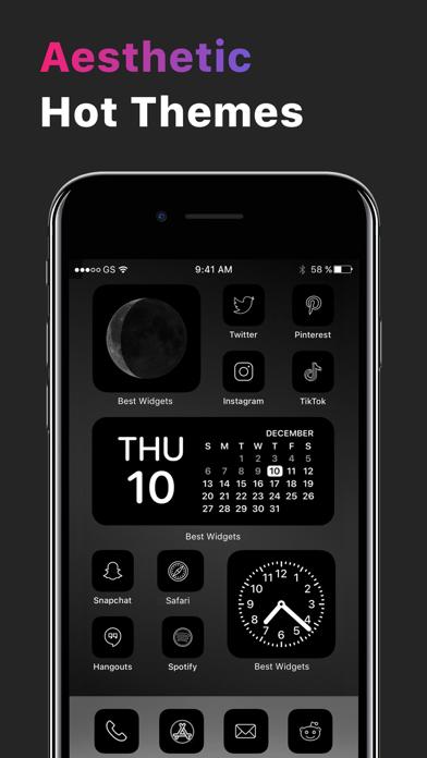 Icon Themer-App Icons Changer Screenshot