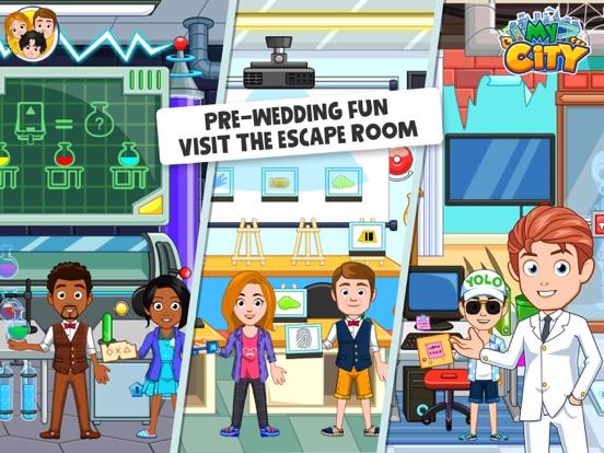 My City : Wedding Party screenshot 10
