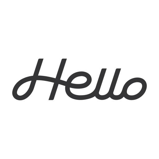 Hello -「テプラ」PRO用アプリ