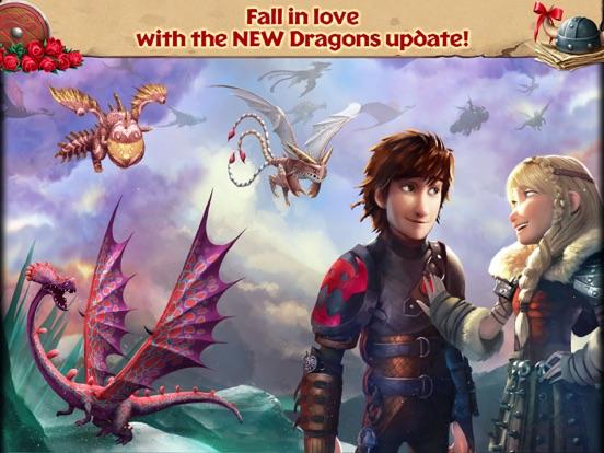 Скачать Dragons: Rise of Berk