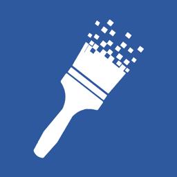 Ícone do app Pixel Illustrator