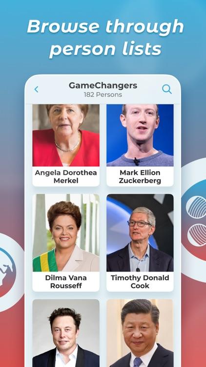 PopFaces-Recognize Celebrities screenshot-3