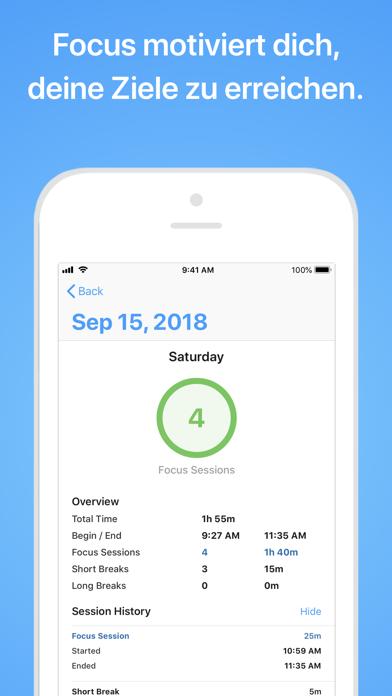 Herunterladen Focus - Zeitmanagement für Pc