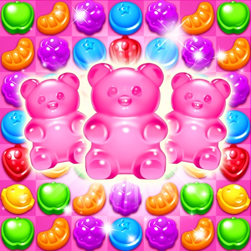 Sugar Hunter: Match 3 Puzzle