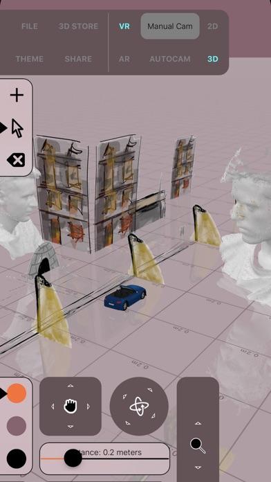 Note 3D - 3D/AR Modelling screenshot one
