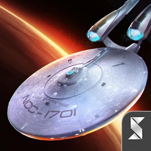 Star Trek Fleet Command app for ipad