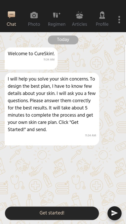 CureSkin screenshot-2