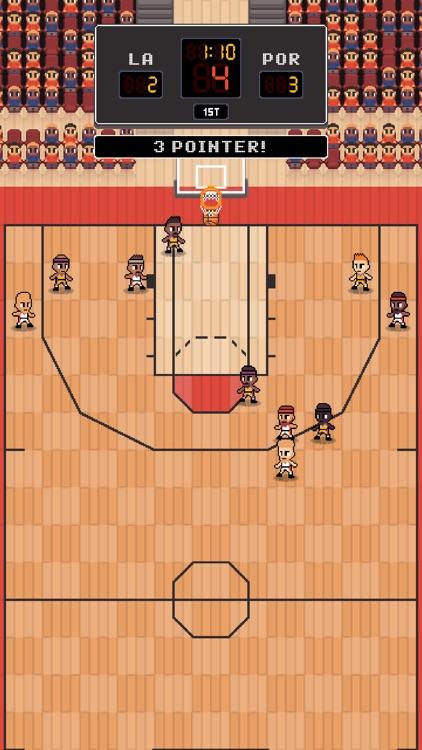 Hoop League Tactics screenshot-0