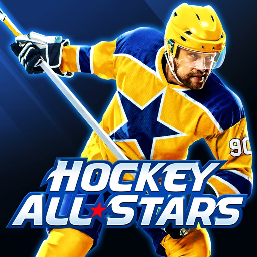 Hockey All Stars iOS App