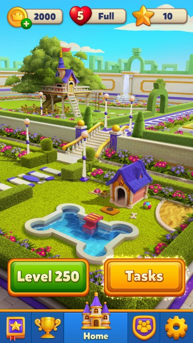 Royal Match Screenshot