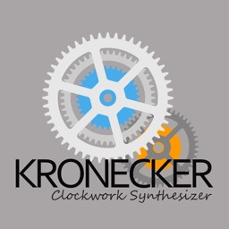 Kronecker - AUv3 Plugin Synth