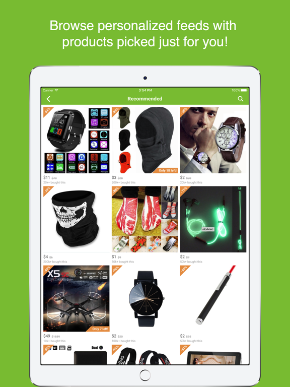 Geek - Smarter Shopping screenshot