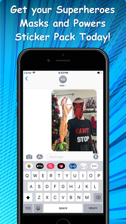 Superheroes - Masks and Powers screenshot-4
