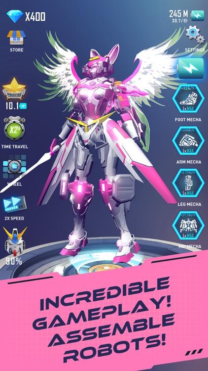 Idle Robot screenshot-3