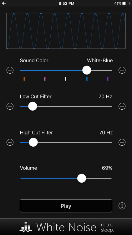 Noise Generator: Full Spectrum screenshot-4