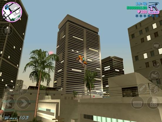 Grand Theft Auto: Vice City ipad ekran görüntüleri