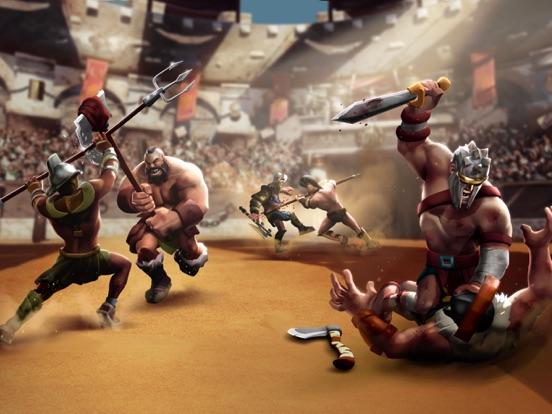 Gladiator Герои: Война кланов для iPad