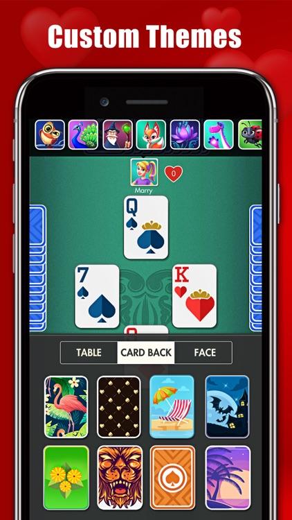 Hearts : Classic Card Games screenshot-5