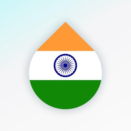 Learn Hindi language by Drops