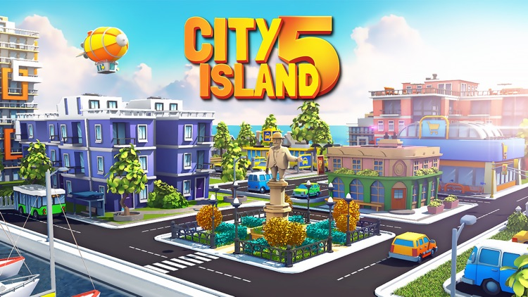 City Island 5: Build a City screenshot-0