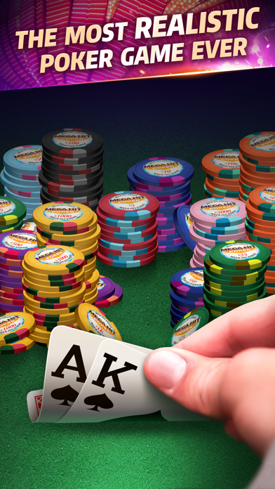 Mega Hit Poker: Texas Holdem for windows pc