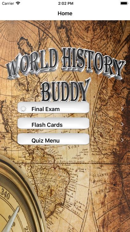 World History Buddy 2019