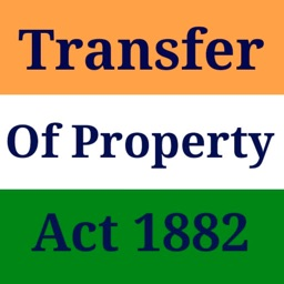 Transfer Of Property Act: 1882