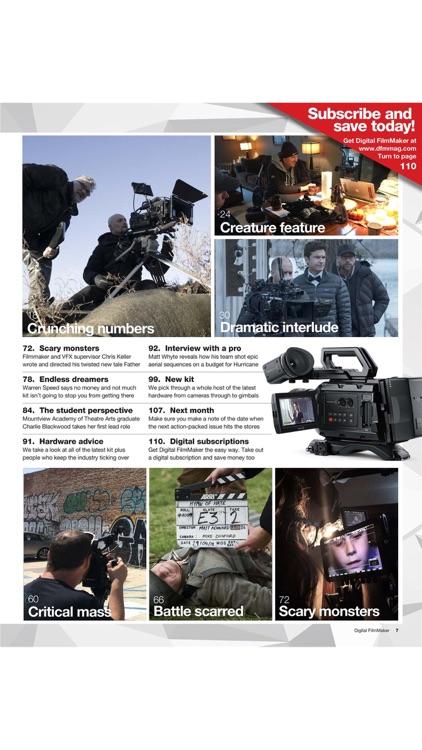 Digital FilmMaker Magazine screenshot-3