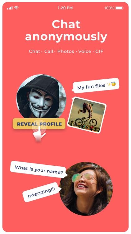 Chitter - anonymous chat screenshot-9