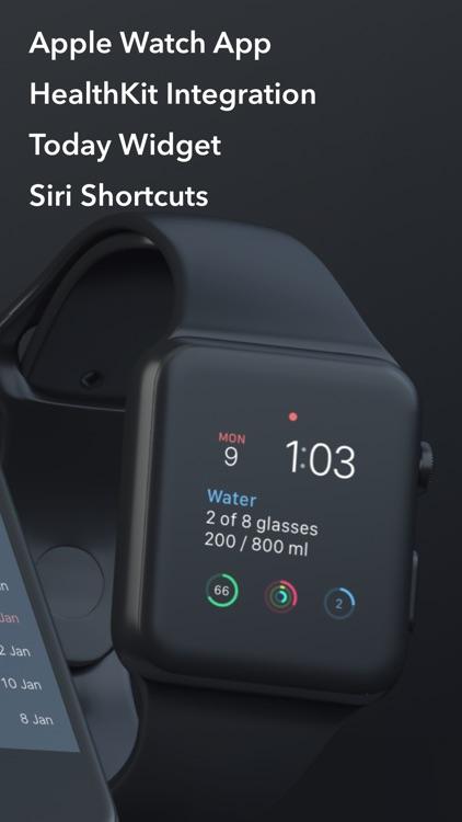 Water - Reminder and Tracker screenshot-4