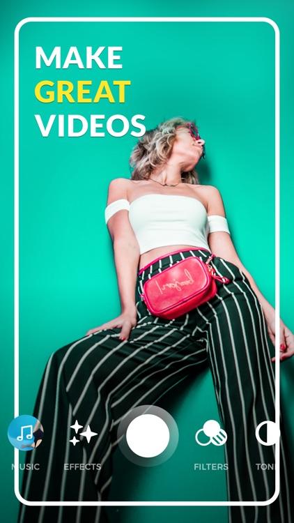 Disco Videos: Effects & Music screenshot-4