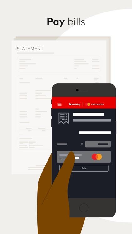 VodaPay Masterpass screenshot-6