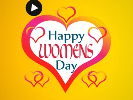 Animated Women Day Stickers