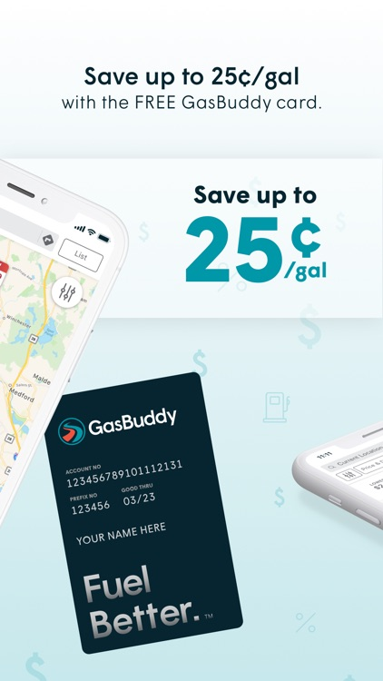 GasBuddy: Find & Pay for Gas screenshot-1