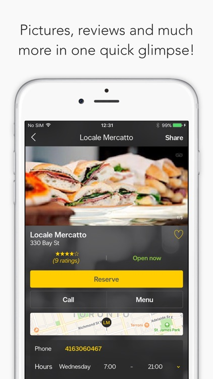 YP Dine - Restaurant Finder screenshot-3