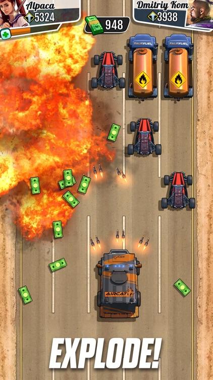 Fastlane: Fun Car Racing Game screenshot-3