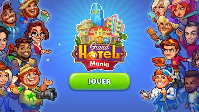 Grand Hotel Mania: Jeu d'hôtel