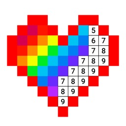 Draw Color Numbers