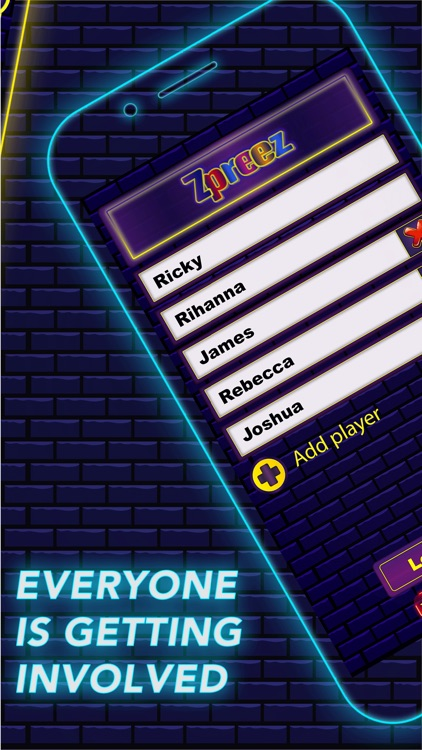 Zpreez Drinking Games screenshot-5