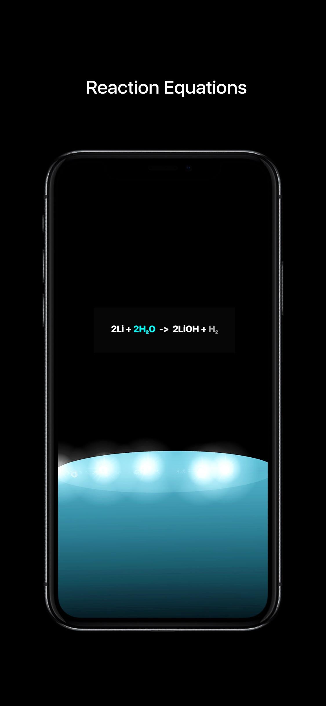 Screenshot do app BEAKER by THIX