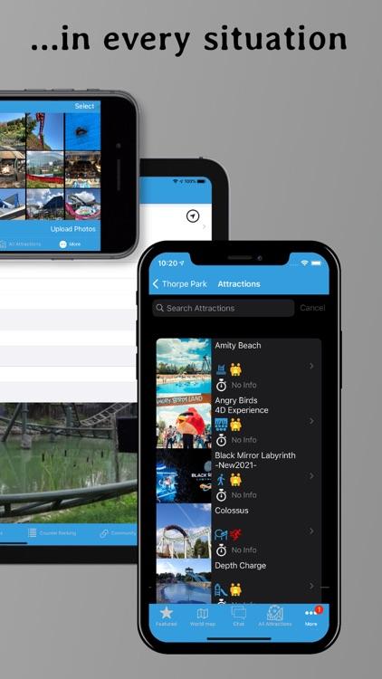Theme-Park App screenshot-5