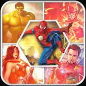 Guess Comics SuperHero Quiz icon