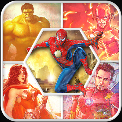The best superhero apps for iPhone