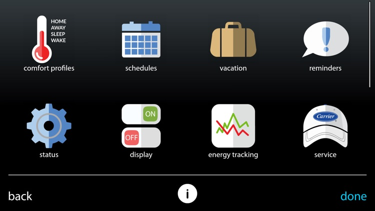 MyInfinity Touch screenshot-3