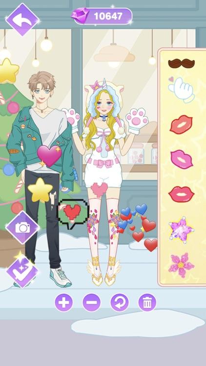 Star Girl Anime Dress Up screenshot-8