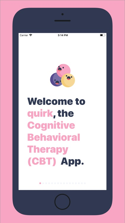 Quirk CBT