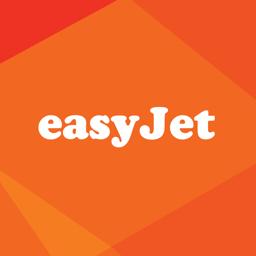 Ícone do app easyJet: Travel App