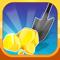 App Icon for Gold Rush 3D! App in Azerbaijan IOS App Store